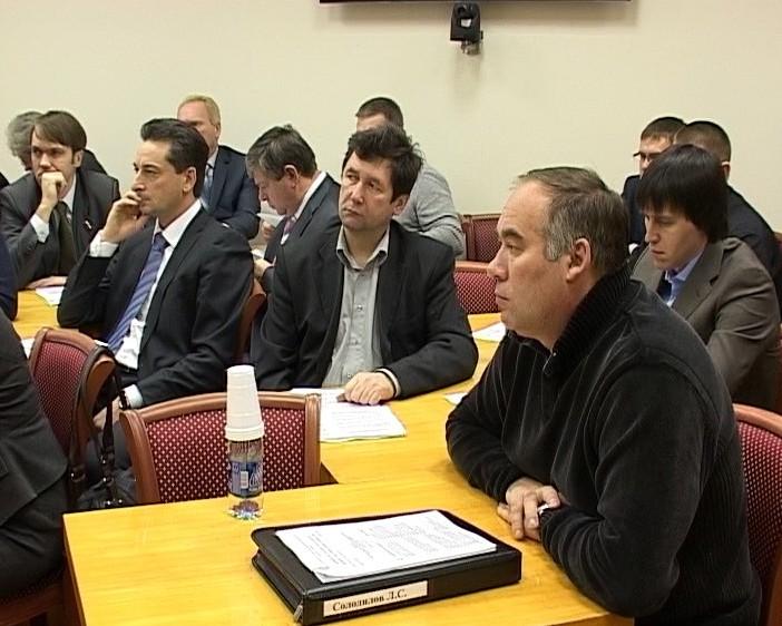 Заседание комитета ОЗС по социальным вопросам