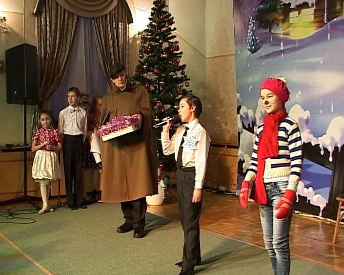 Конкурс «Новогодник-2012»