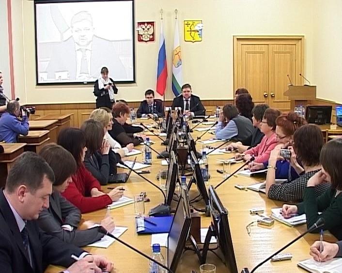 Пресс-конференция Никиты Белых, посвященная итогам работы в уходящем году