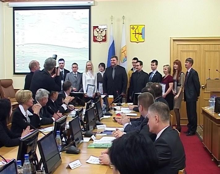 Совет молодых ученых и специалистов при губернаторе Кировской области