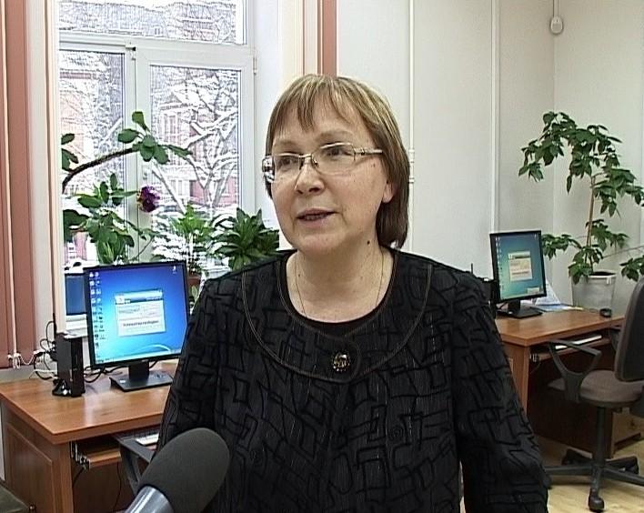 Директор библиотеки имени А. И. Герцена