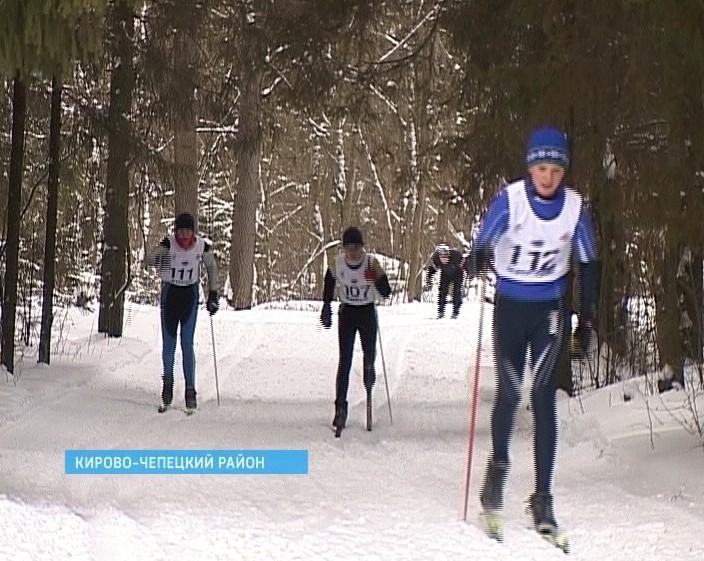 Лыжные гонки в Перекопе