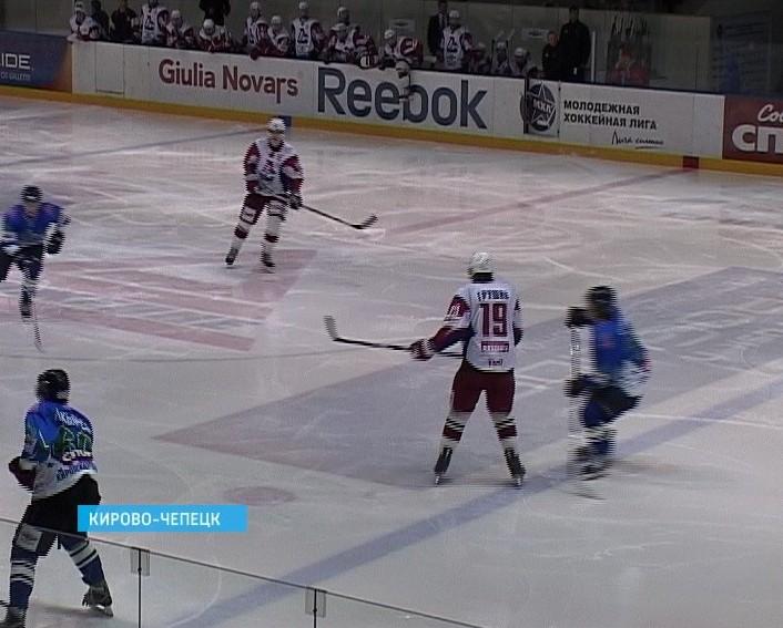 Поединок хк «Олимпия» и хк «Локомотив»