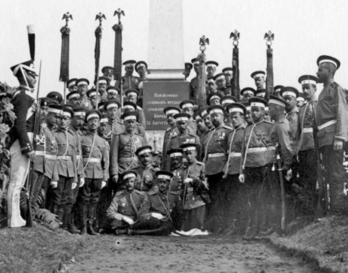 Вятские: война и мир