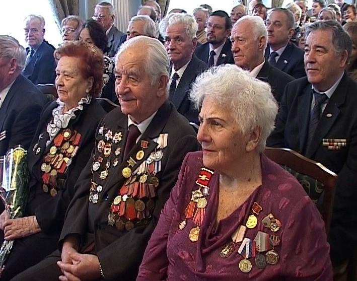 Клуб ветеранов