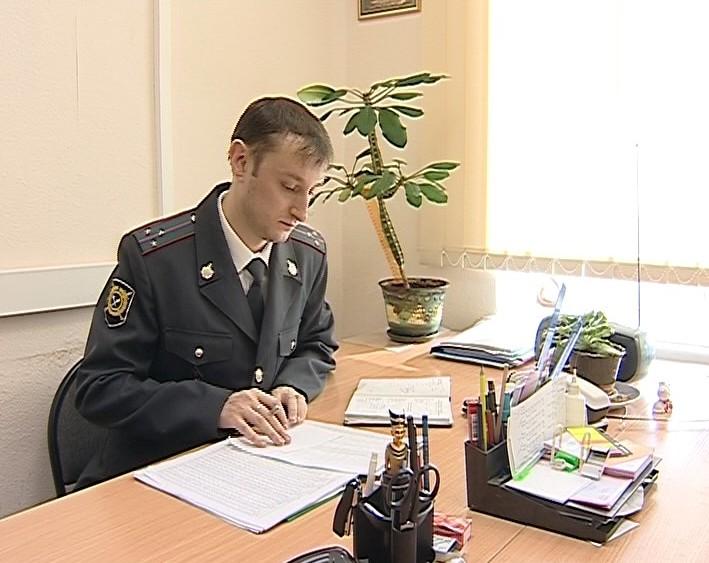 Полицейский-поисковик Вадим Сидей