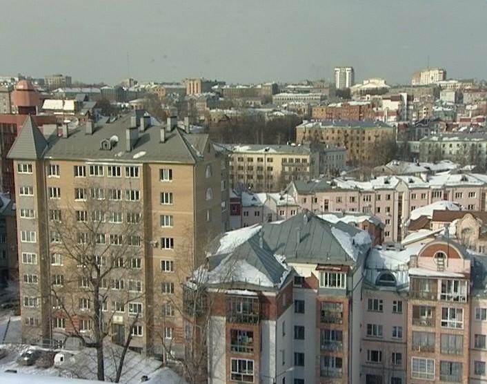 Город, в котором хочется жить