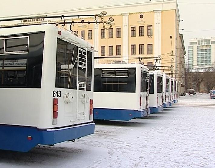 Обновление пассажирского транспорта