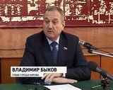 Владимир Быков на заводе «Маяк»