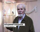 Выставка гипсовых фигур