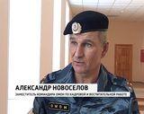 """Детский дом """"Надежда"""" поздравил бойцов ОМОН"""