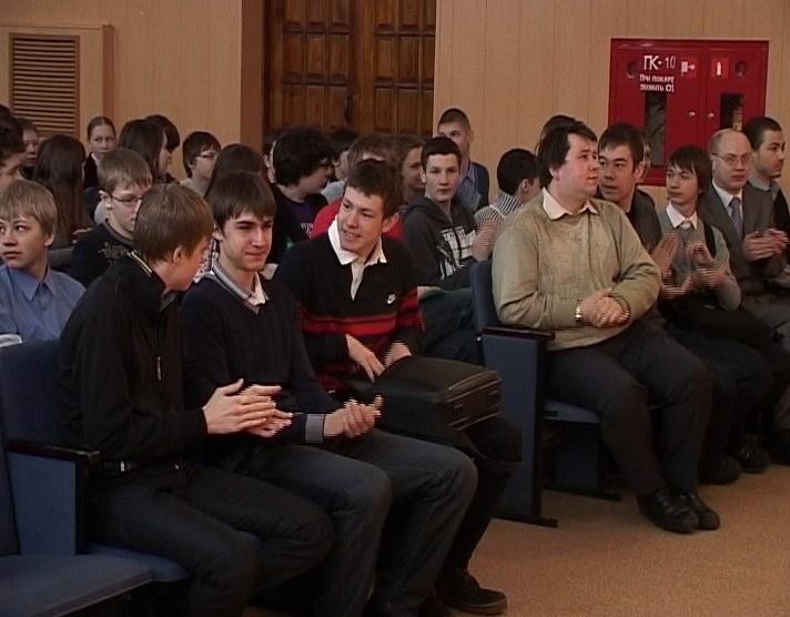 Турнир юных физиков
