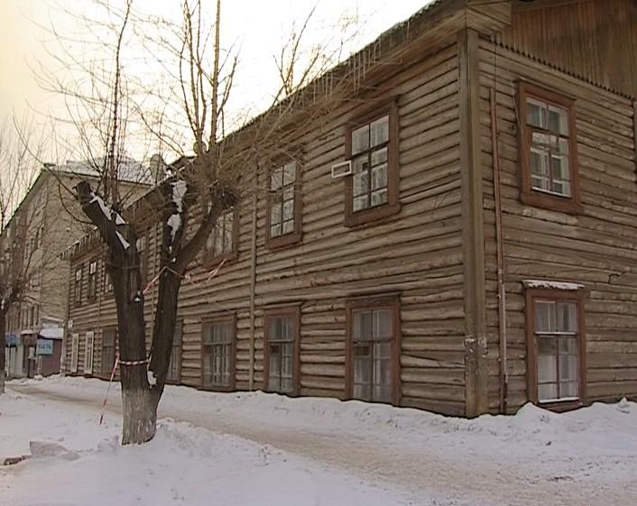 Ветхое жилье в Кирове