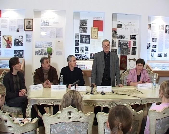 Юрий Еремин в драмтеатре