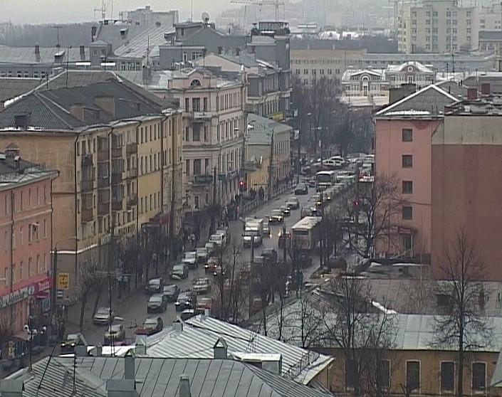 Есть улицы центральные