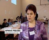 Фердауис Юсупов  и Владимир Быков на выборах