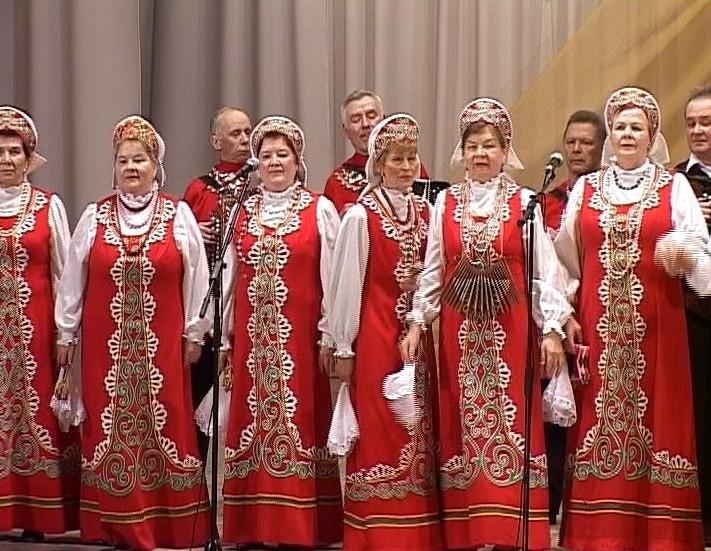 Юбилей народного ансамбля «Тальяночка»
