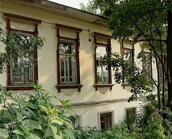Архитектор Вятской губернии Иван Чарушин