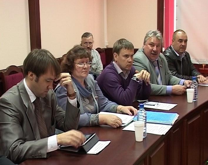 Заседание социального комитета ОЗС