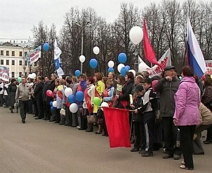 Александр Камышев о праздничных мероприятиях 1 мая