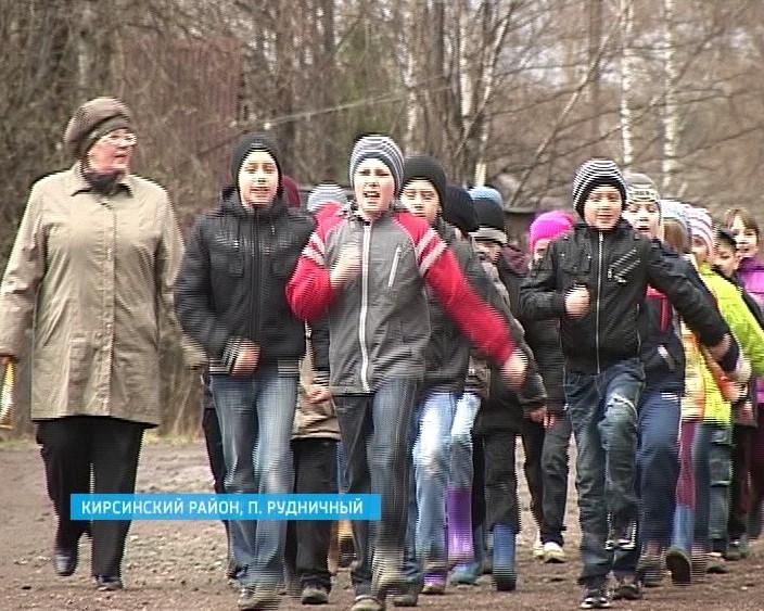 Подготовка к 9 мая в Кирсинском районе