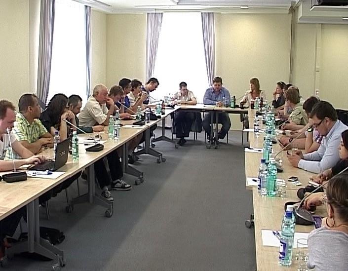 Встреча Никиты Белых с известными блогерами страны