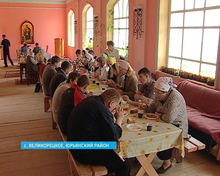 Николо-Великорецкий монастырь