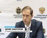 Визит Михаила Бабича на объект «Марадыково»
