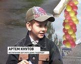Павел Астахов в детском доме «Надежда»