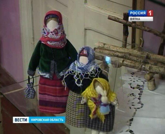 Выставка «В русских традициях»