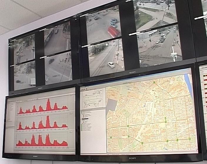 Центр управления дорожным движением