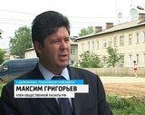 Никита Белых в Демьяново