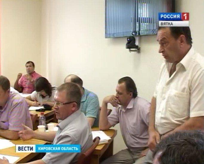 Заседание комитета ОЗС по ЖКХ