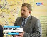 А. Дворкович в Кирово-Чепецке