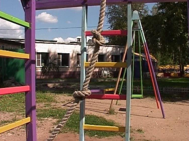 Рейд по детским площадкам