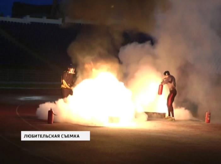 Победа на чемпионате России по пожарно-прикладному спорту