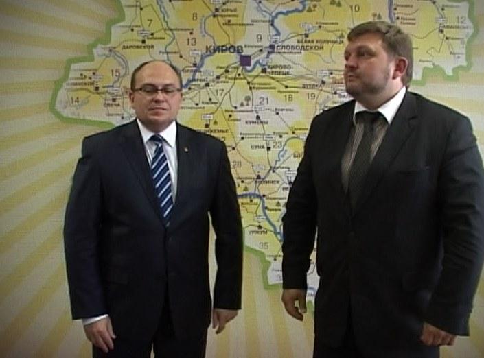 Визит консула Украины