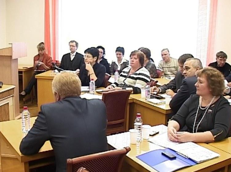 Комитет по соцвопросам