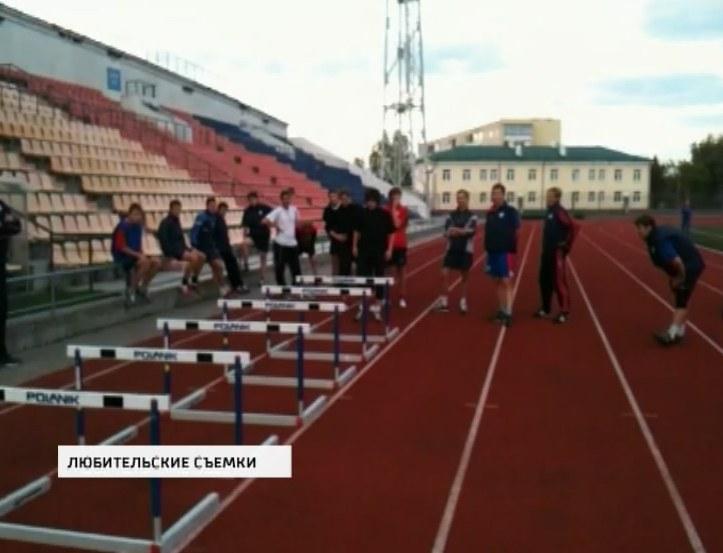 Молодежный состав хк «Родина» на сборах в Пинске