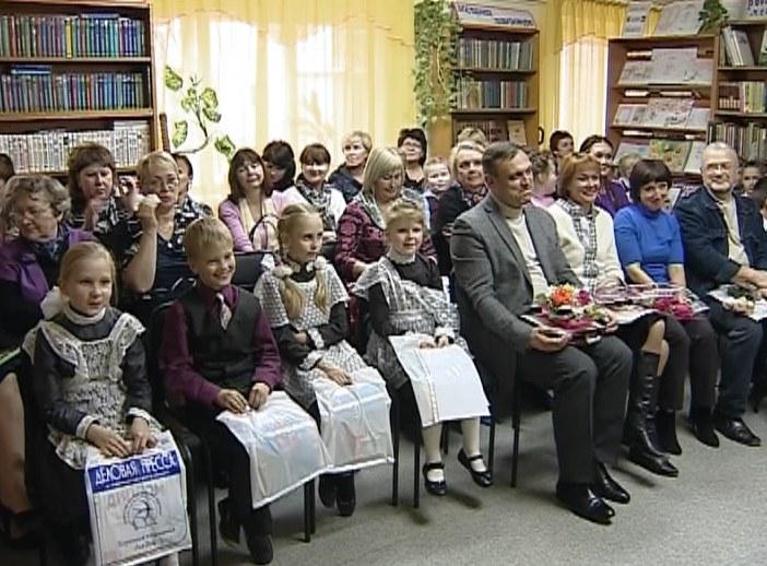 Юбилей библиотеки Дьяконова
