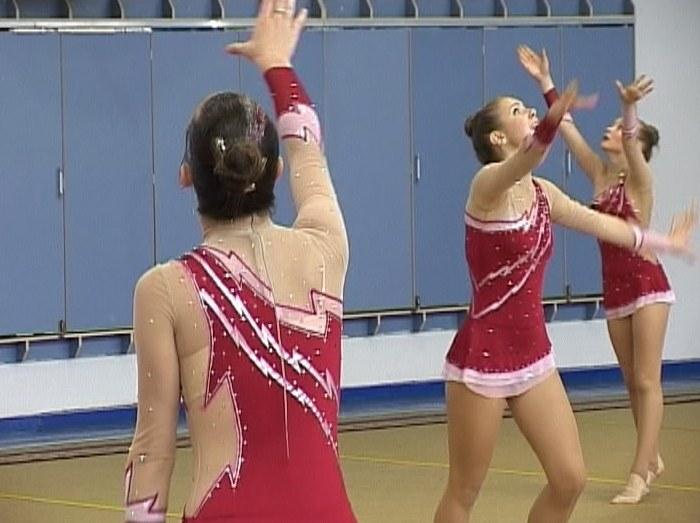 Команда гимнасток