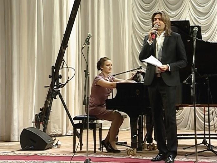 Дмитрий Маликов в Кирове