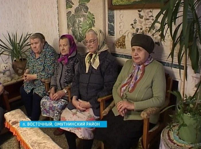 Дом престарелых в поселке Восточном