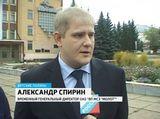 Фердауис Юсупов в Вятских Полянах