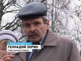 Открытие памятника в селе Ошеть
