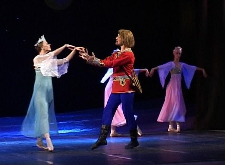 Балетная сюита «Садко»