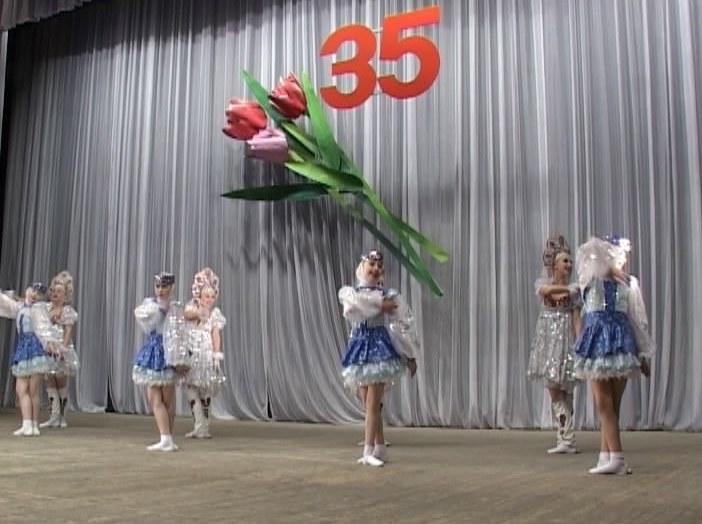 Школа-театр современного танца «Вечное движение»