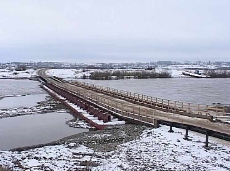 Мост в Каринторф