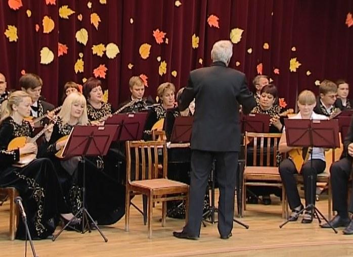 Юбилей оркестра им. Шаляпина