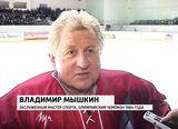 «Звезды» хоккея в Чепецке